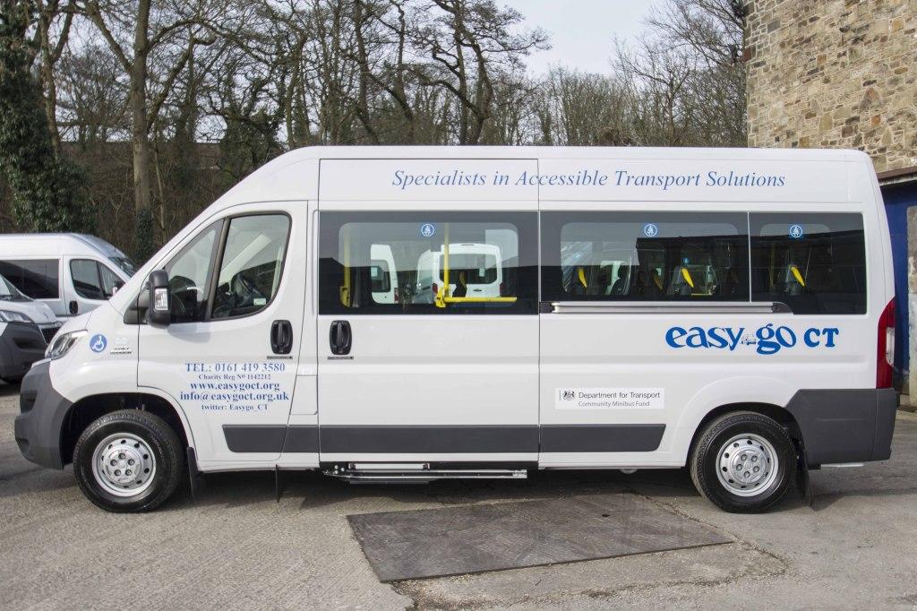 New EasyGo CT Minibus